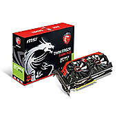 MSI NVIDIA GTX 770 DDR5 T PCI-E Graphics Card