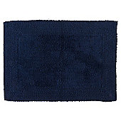 Tesco Hygro 100% Cotton Towel - Navy