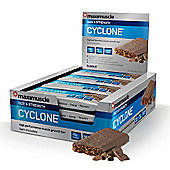 Cyclone Bar 12x60g Chocolate