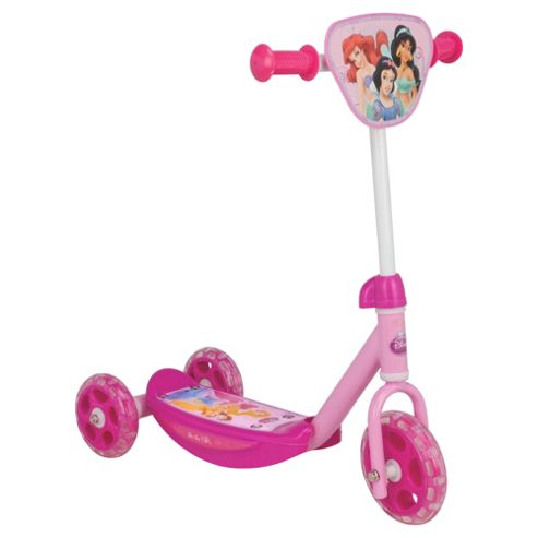 Disney Princess 3-Wheel Tri Scooter