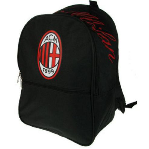 A.C. Milan Backpack Black
