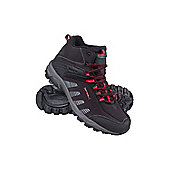 Aspect Mens Waterproof Walking Boots - Red
