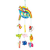 Bigjigs Toys BJ858 Mobile (Noah's Ark)
