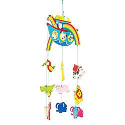 Bigjigs Toys BJ858 Mobile (Noah's Ark)