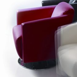 Wilkinson Furniture Pluto Swivel Tub chair - Red