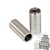 Madd Gear Silver Scooter Stunt Pegs