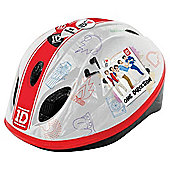 One Direction Kids' Bike Helmet