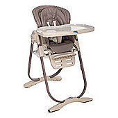 Chicco Polly Magic Highchair (Cocoa)