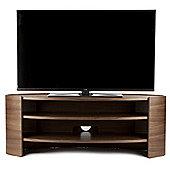 Tom Schneider Elliptic 1250 Walnut TV Stand