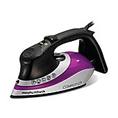 2400w Comfigrip Steam Iron with Ionic TriZone Soleplate in Purple