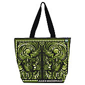 Julien Macdonald Shopping Tote Bag, Green
