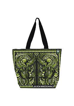 Julien Macdonald Shopping Tote Bag, Green