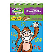 Tesco Learn Together Money Maths A5 Flash Pad