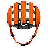 Carrera E00414 Foldable Helmet Orange Small Medium 55-58cm