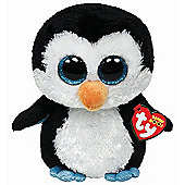Carletto 388/36008 Beanie Boo - Penguin 'Waddles'
