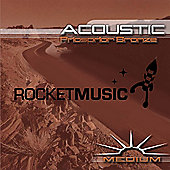 Rocket Phosphor Bronze Acoustic String Set - Medium