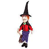 "Room on the Broom 15"" Plush Witch 60148"