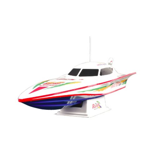 Twin Propeller EP RC Toy Racing Boat