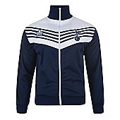 Spurs 1978 Admiral Track Jacket - Navy & White