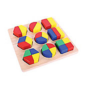 Santoys Fractions Board