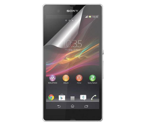 Tortoise™ Sony Xperia Z Screen Protector Twin Pack