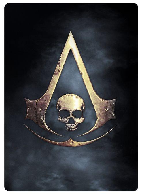 Assassin'S Creed Black Flag Skull Edition