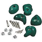 Green Climbing Stones