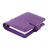 Filofax Pocket Organiser, Patent Purple