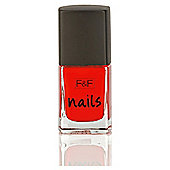 F&F Lady Luck nail polish