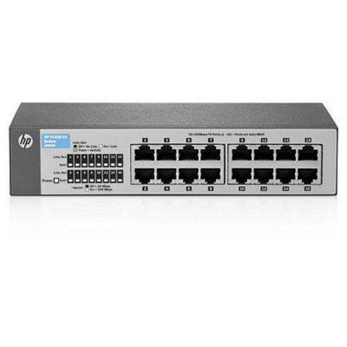 Hewlett-Packard V1410-16 10/100 Fast ethernet Switch