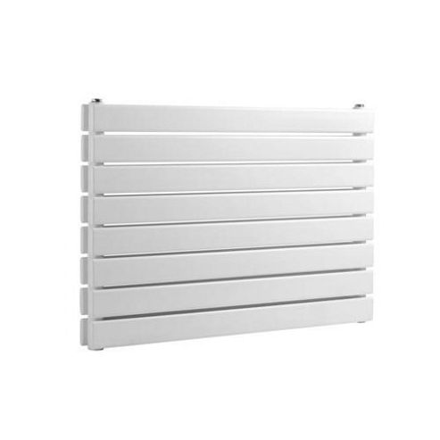 Reina Rione Double Designer Radiator, 550mm High x 1000mm Wide, White