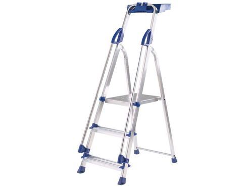 Abru 10503 Blue Seal Stepladder 3 Tread