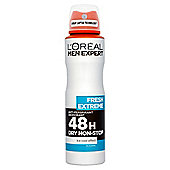 L'Oreal Men Expert Fresh Extreme Deodorant 150Ml