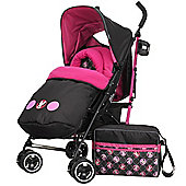 OBaby Disney Stroller Bundle (Minnie Circles)