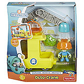 Fisher-Price Octonauts Repair Vehicle Crane