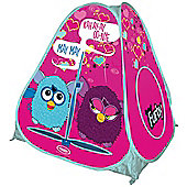 Furby Pop Up Tent For Kids (ofur041) - Outdoor and Sports