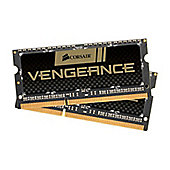 Corsair Microsystems Vengeance 16GB Memory Kit PC312800 1600MHz DDR3 SODIMM