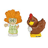 Fisher-Price Little People Sofie And Chicken