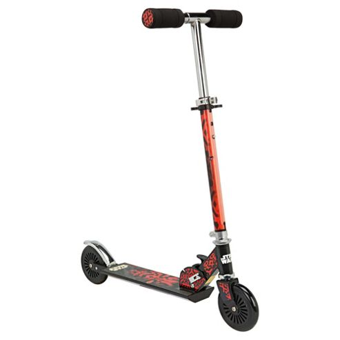 MV Sports Star Wars Darth Maul 2 Wheel In-line Scooter