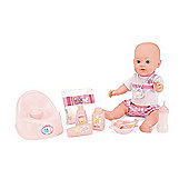 Baby Snuggles Drink and Wet 42cm Doll