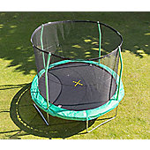 JumpKing Combo 10ft Trampoline & Enclosure