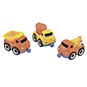 ELC Construction Magnetic Trio Set