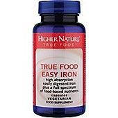 Higher Nature True Food C 90 Veg Tablets