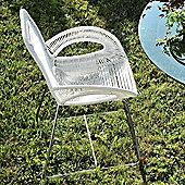 Varaschin Loop Chair by Nigel Coates (Set of 2) - White