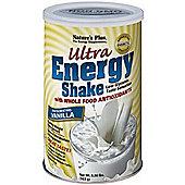 Ultra Energy Shake Vanilla