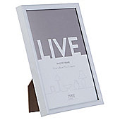 Tesco Basic Photo Frame White 5 x 7""
