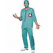 Surgeon - Adult Costume Size: 42-44