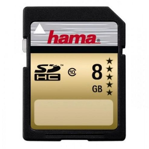 Hama SecureDigital High Capacity Card