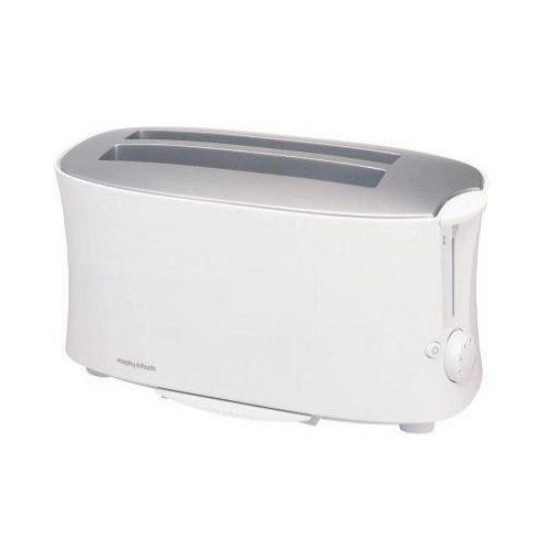Morphy Richards 77-786 Essentials 4 Slice Toaster White