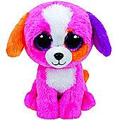 TY Beanie Boo Plush - Precious the Dog 15cm